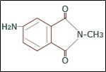 4-Amino – N – Methyl Phthalimide